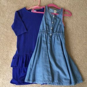2 girls dresses